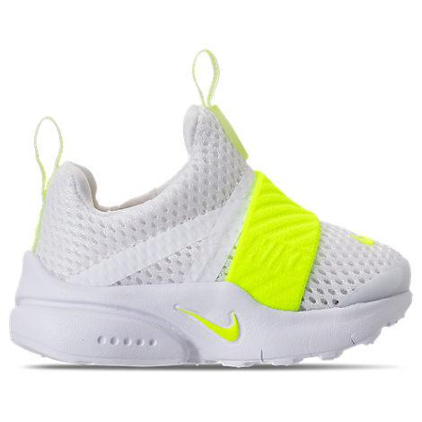 81f6f77d4107 Comfort and style team up for an extremely successful match made in heaven  on the must-have Girls  Toddler Nike Presto Extreme SE Casual Shoes. Mesh  bootie ...