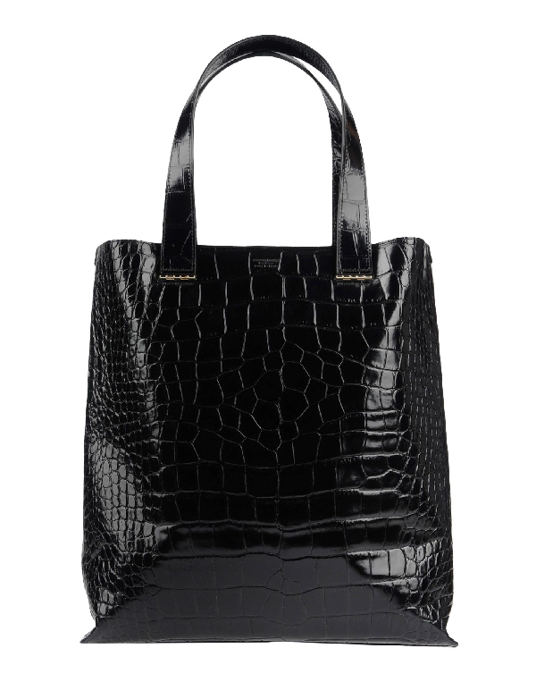 Giorgio Armani Handbags In Black