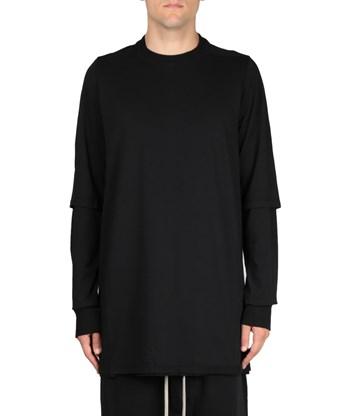 Rick Owens Drkshdw T-shirt In Black