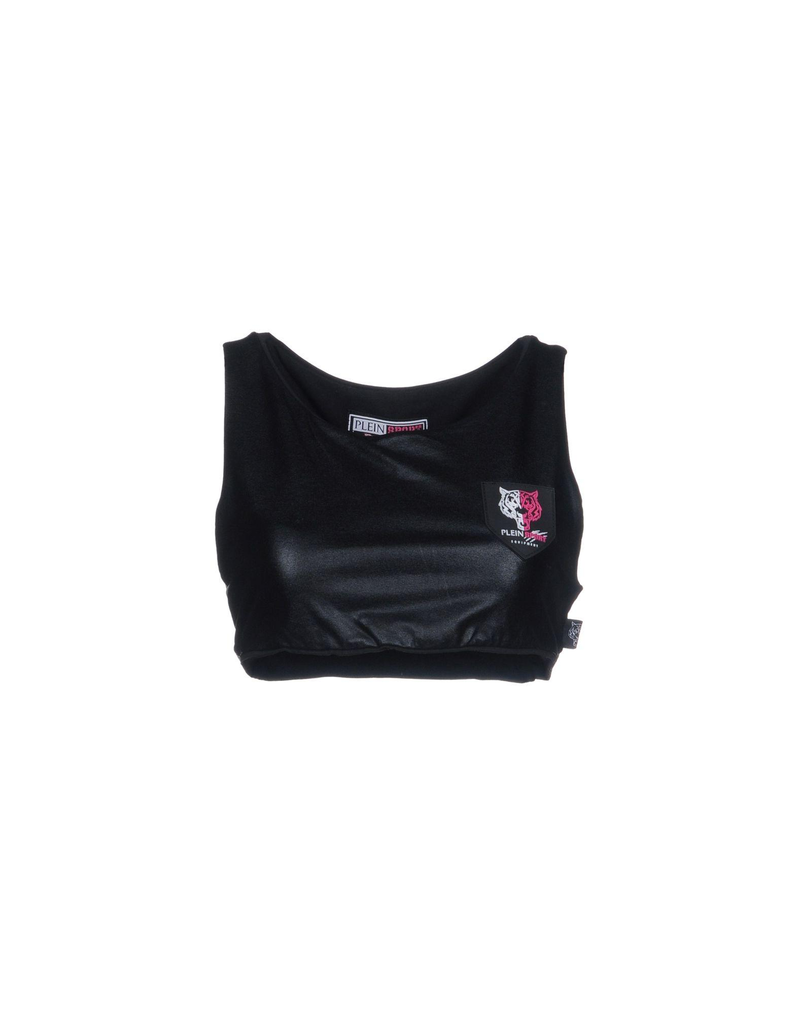 Plein Sport Top In Black