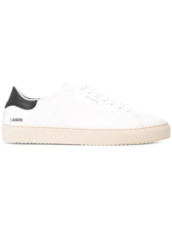 3a7a2656a31e Axel Arigato Clean 90 Leather Sneakers In White | ModeSens