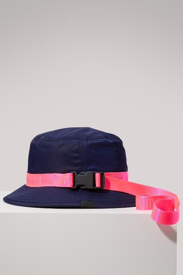 bdf17da7c8e Fenty X Puma Strapped Bucket Hat