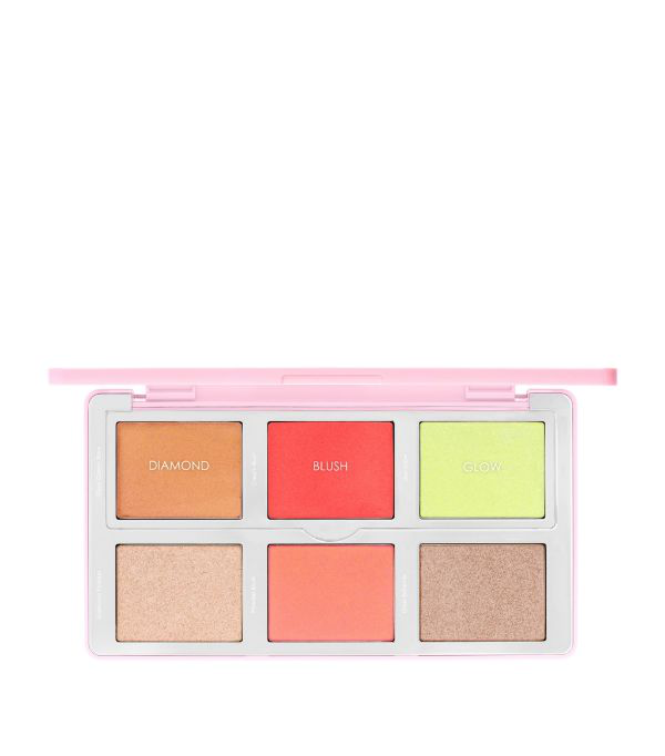 Natasha Denona Diamond & Blush Citrus Palette