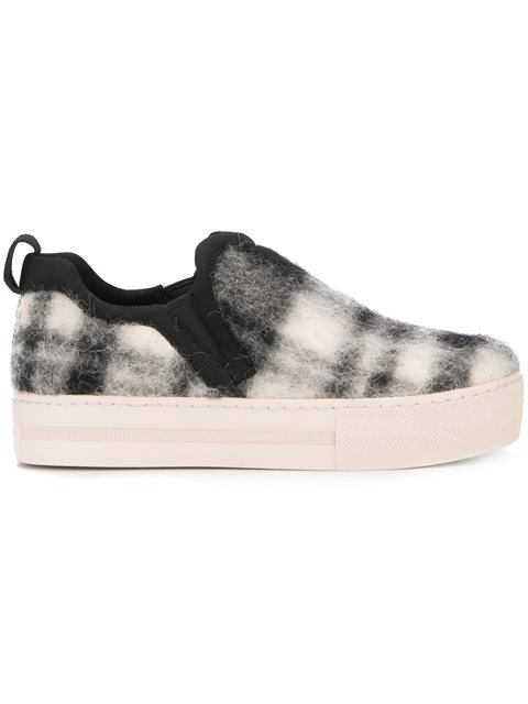 Ash 'jessi Combo Zefire' Sneakers In Grey