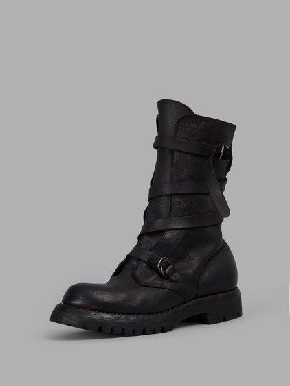 Guidi Black Boots
