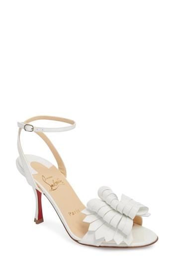0ce08cd32f4b Style Name  Christian Louboutin Miss Valois Bow Ankle Strap Sandal (Women).  Style Number  5471092.