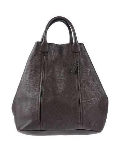 Giorgio Armani Handbag In Dark Brown