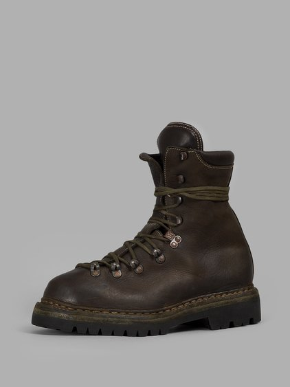 Guidi Brown Tracking Boots In Cv37t Brown