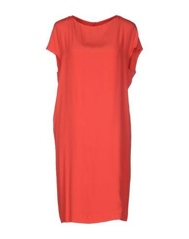 Marni Short Dresses In Coral