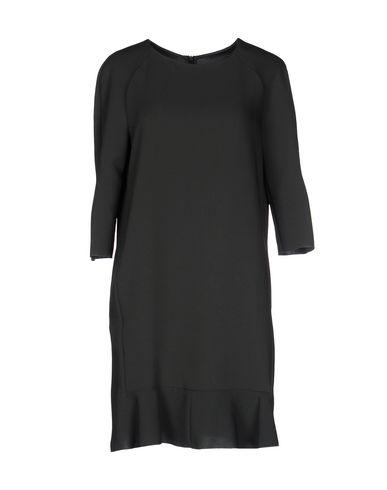 Marni Short Dress In Dark Green