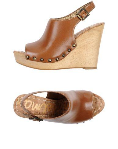 Sam Edelman Sandals In Brown