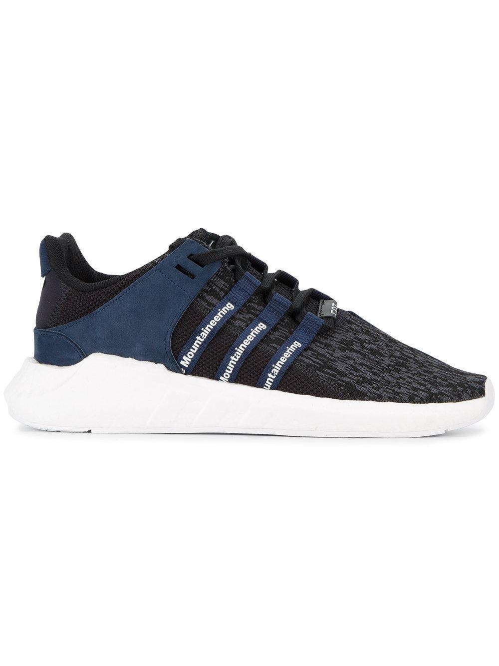 eb1eb265a622 ADIDAS X WHITE MOUNTAINEERING. Adidas Adidas X White Mountaineering Eqt  Support Future Sneakers - Blue