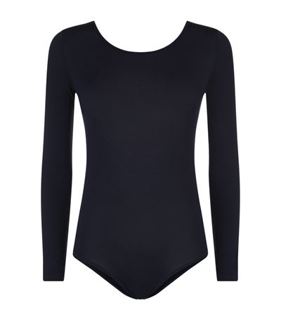Maje Magiciene Long Sleeve Body In Black 210