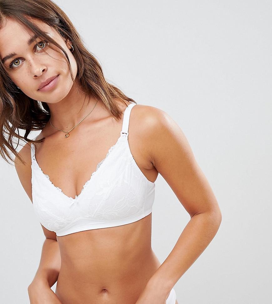 91cefebacdf Dorina Ivy Nursing Bra - White | ModeSens