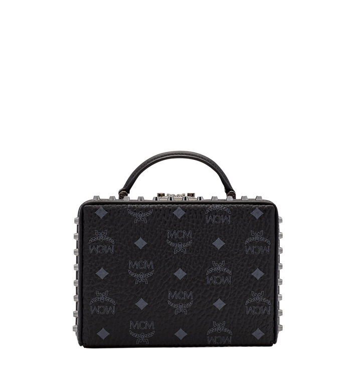 Mcm Berlin Series Small Crossbody In Black | Black