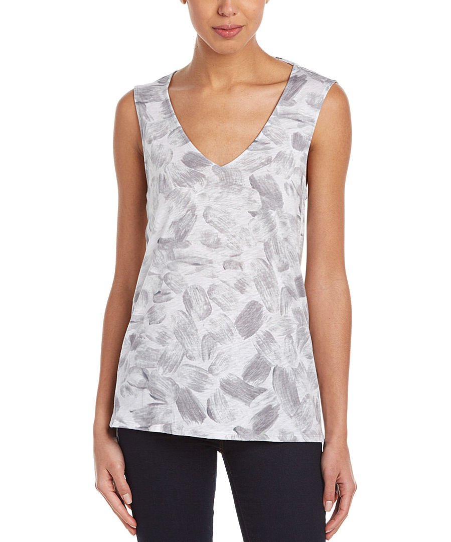 Three Dots Cowl Back Tank In Multiple Colors