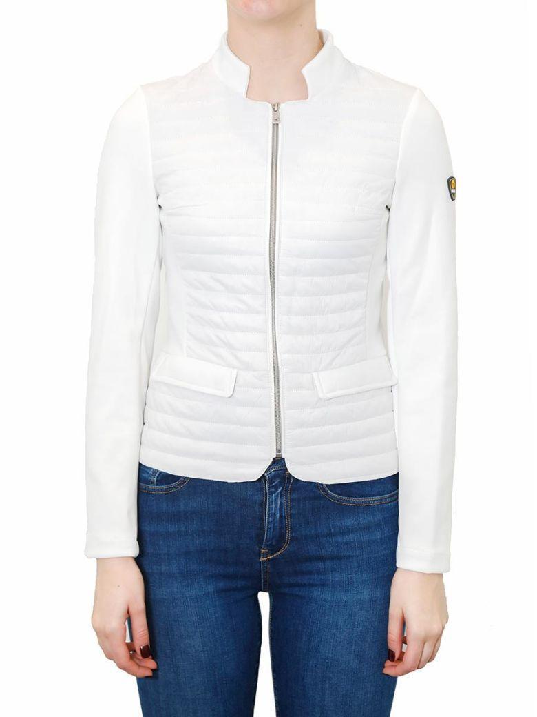 los angeles 0536c 910bb Piumini - Siria Down-Jacket in White
