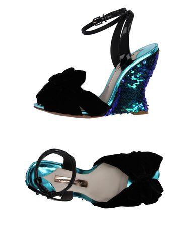 Sophia Webster Sandals In Black