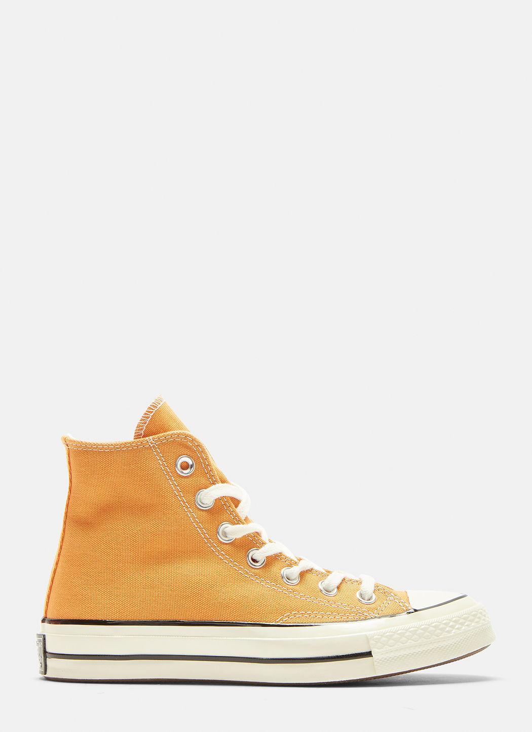 Converse High Chuck Taylor 1970S All Star Sneakers In Orange