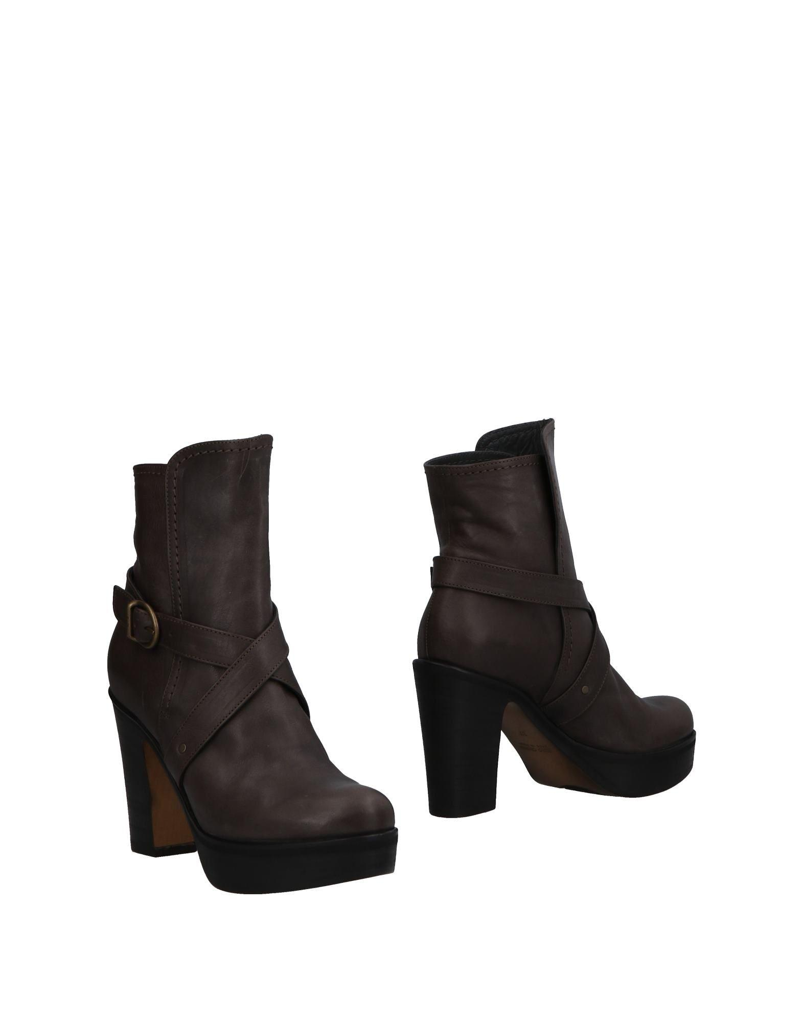 Fiorentini + Baker Ankle Boot In Lead