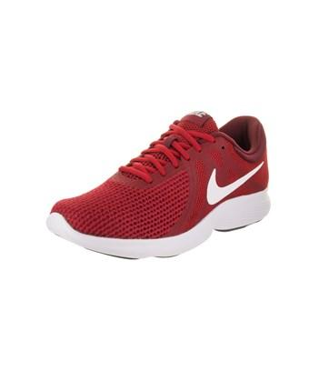 cheap for discount 99713 66338 Nike Men S Revolution 4 Running Shoe In Gym Red White Team Red Black