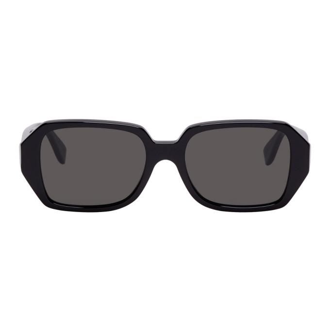 Super Black Limone Sunglasses