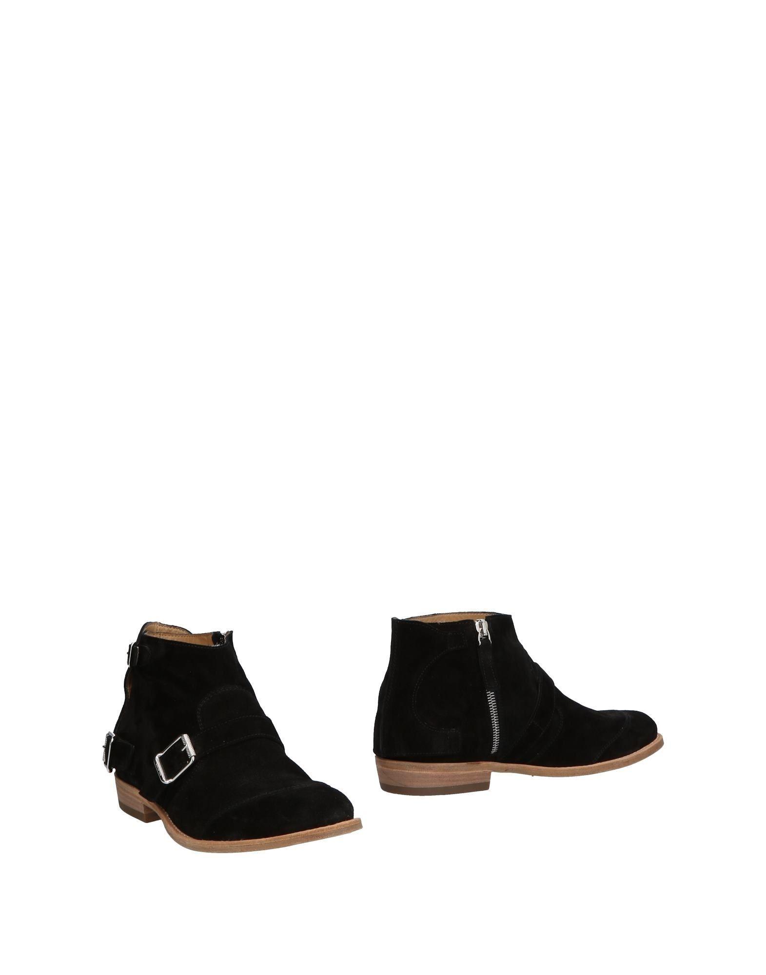 Belstaff Ankle Boot In Black