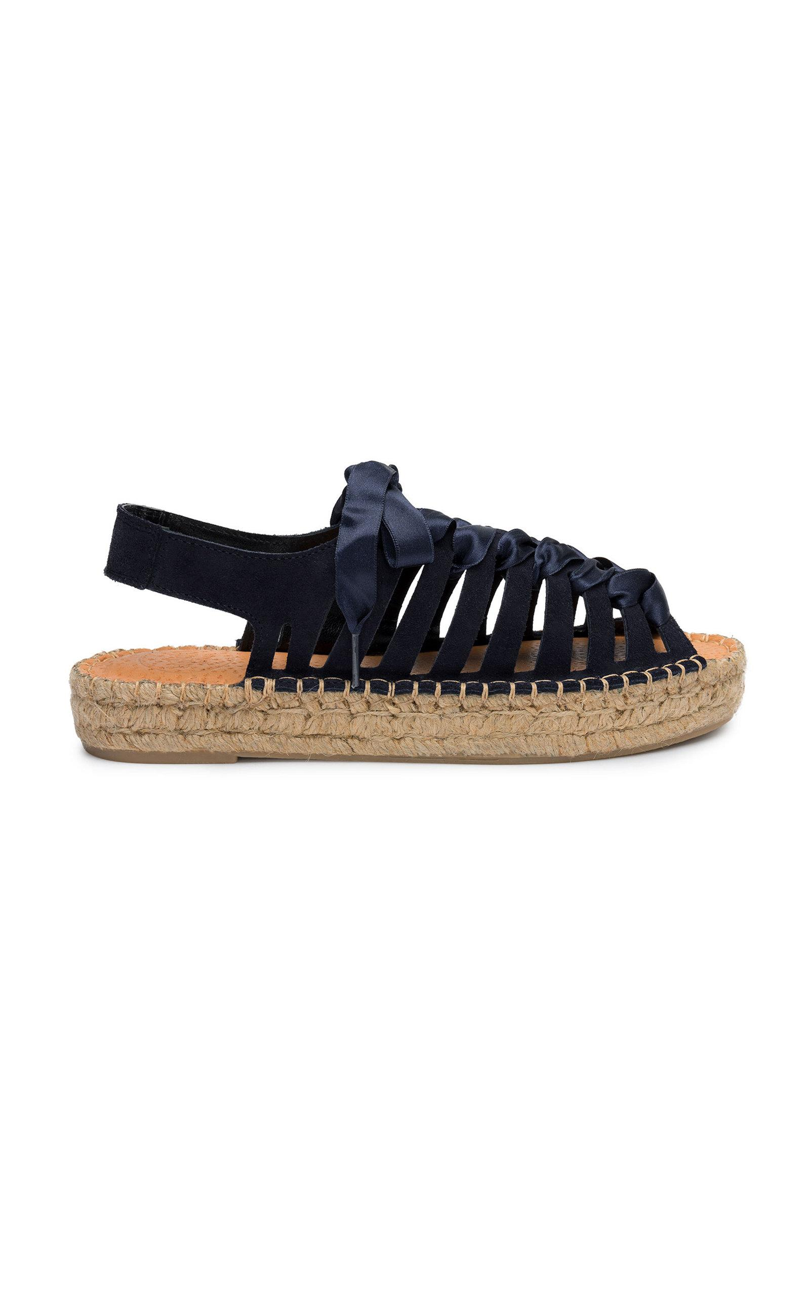 4a9002cc4823 Alohas Sandals Formentera Sandal In Navy