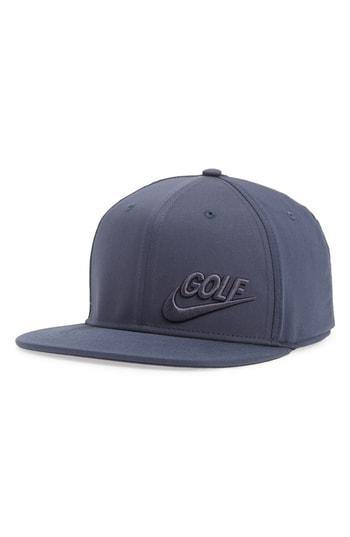 cc96c35f917f16 Nike Aerobill Dry Golf Hat - Blue In Thunder Blue/ Anthracite | ModeSens