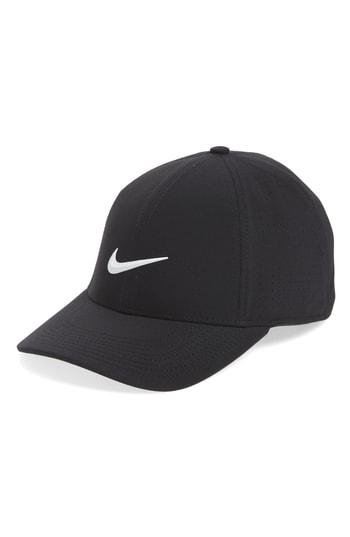 4bb4a8a35 Aerobill Legacy 91 Golf Hat in Black/ Anthracite/ White