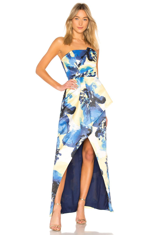 6d31f2dc2c3 Parker Black Whitney Dress In Blue