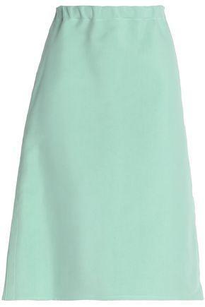 Marni Woman Twill Skirt Mint