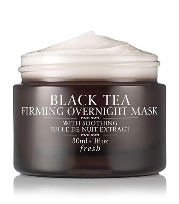 Fresh Black Tea Firming Overnight Mask 1 oz/ 30 ml In White