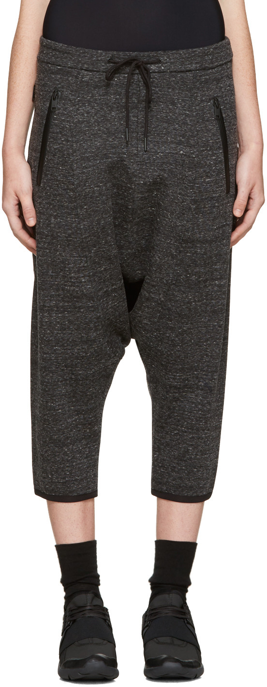 Y-3 Grey Future Lounge Pants