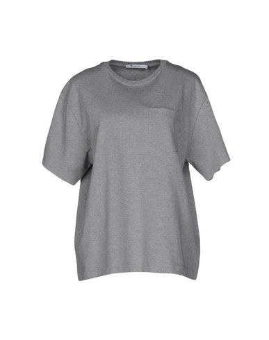Alexander Wang T T-shirt In Grey