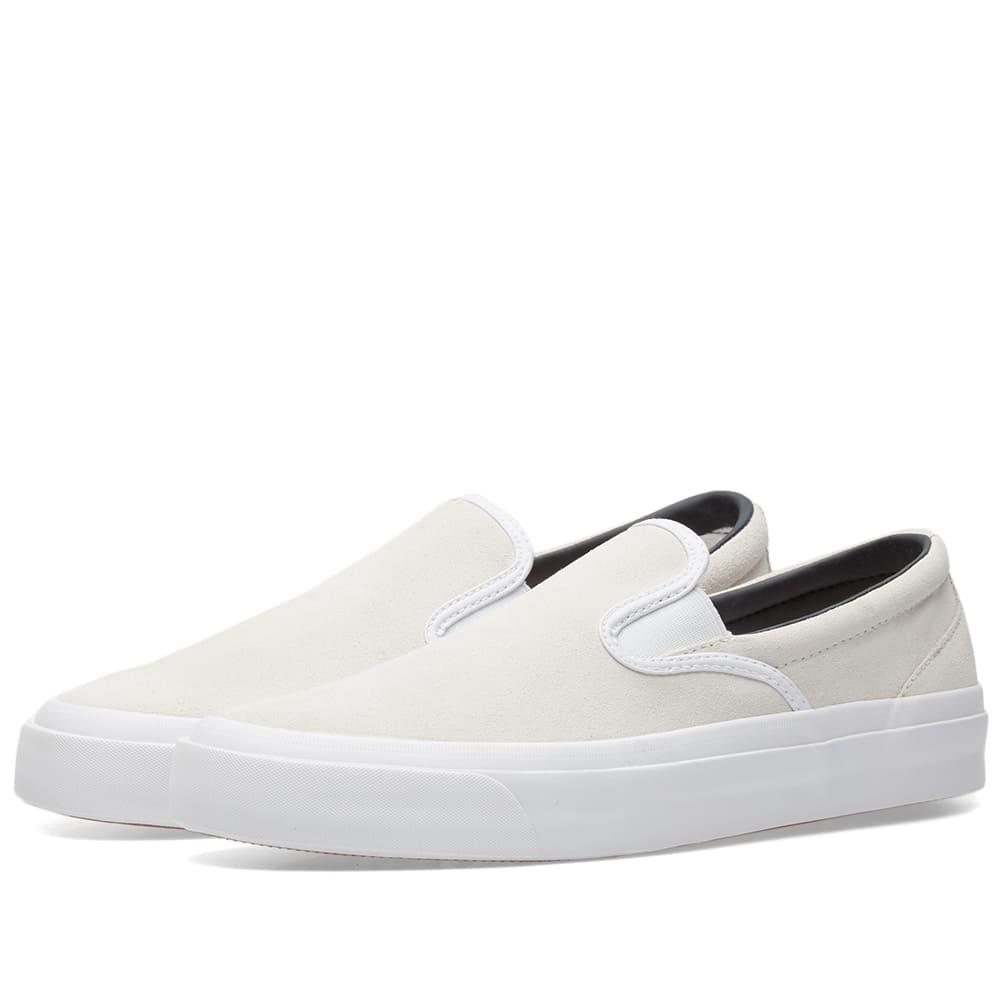 40f56c7298dc Converse One Star Cc Suede Slip-On Sneakers - Off-White