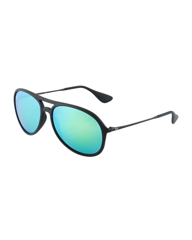 e2561a9ea464 Ray Ban Aviator Sunglasses With Mirror Lenses