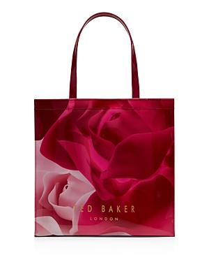 8e7f118483 Ted Baker Porcelain Rose Icon Large Tote - 100% Exclusive In Maroon  Multi/Gold