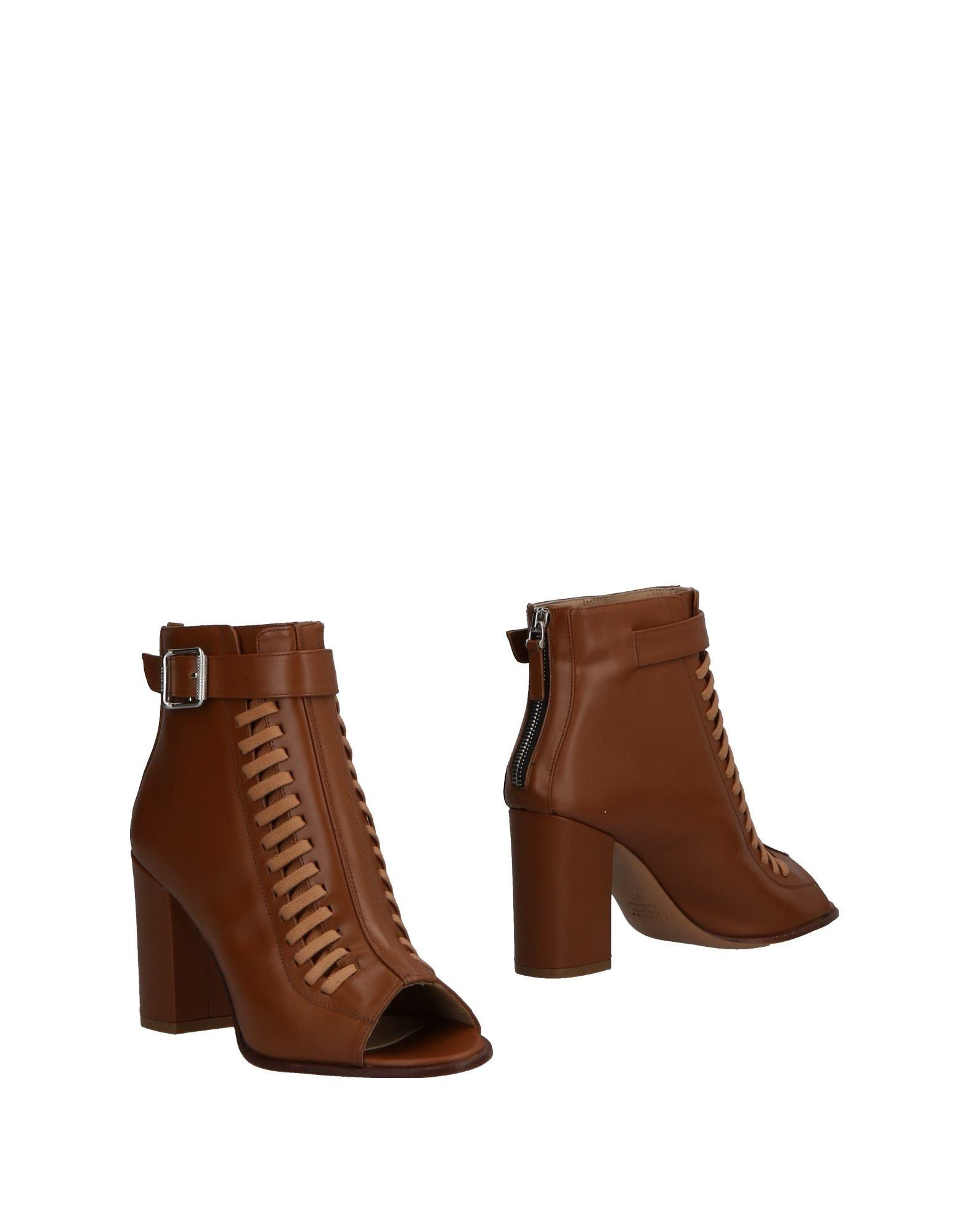 Belstaff Ankle Boot In Brown