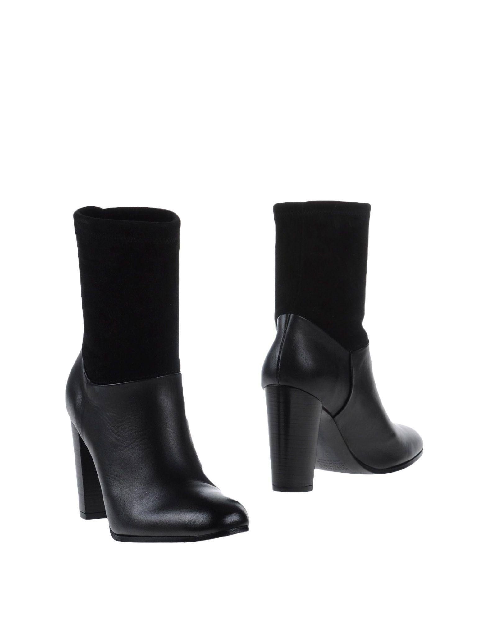 Comptoir Des Cotonniers Ankle Boot In Black