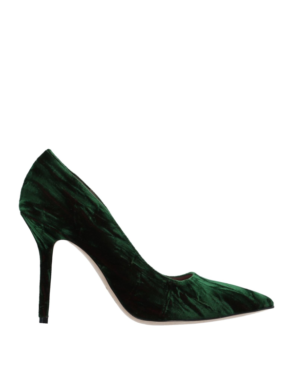 Gianna Meliani Pump In Dark Green