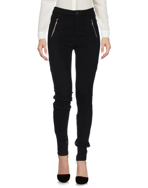 Acynetic Casual Pants In Black