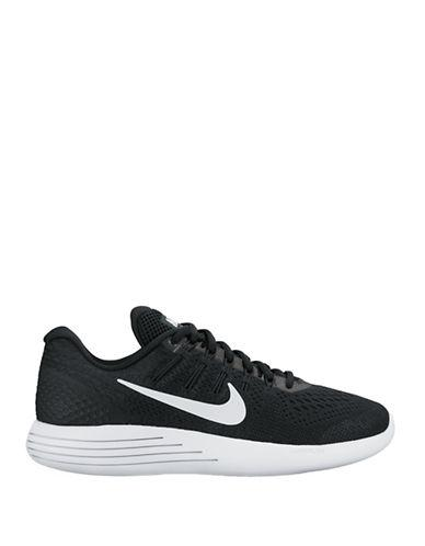 Nike Women's Lunarglide 8 Running Sneakers From Finish Line In Black