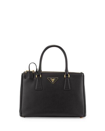 a89536b4e4fd Prada Saffiano Cuir Small Tote Bag