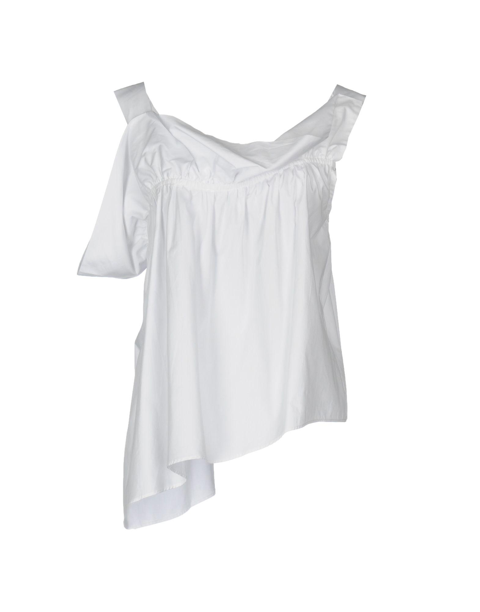 Paper London Top In White
