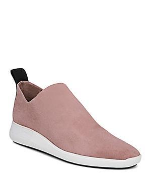 88447ca4c0f Via Spiga Women s Marlow Suede Slip-On Sneakers In Blush  Blush Suede