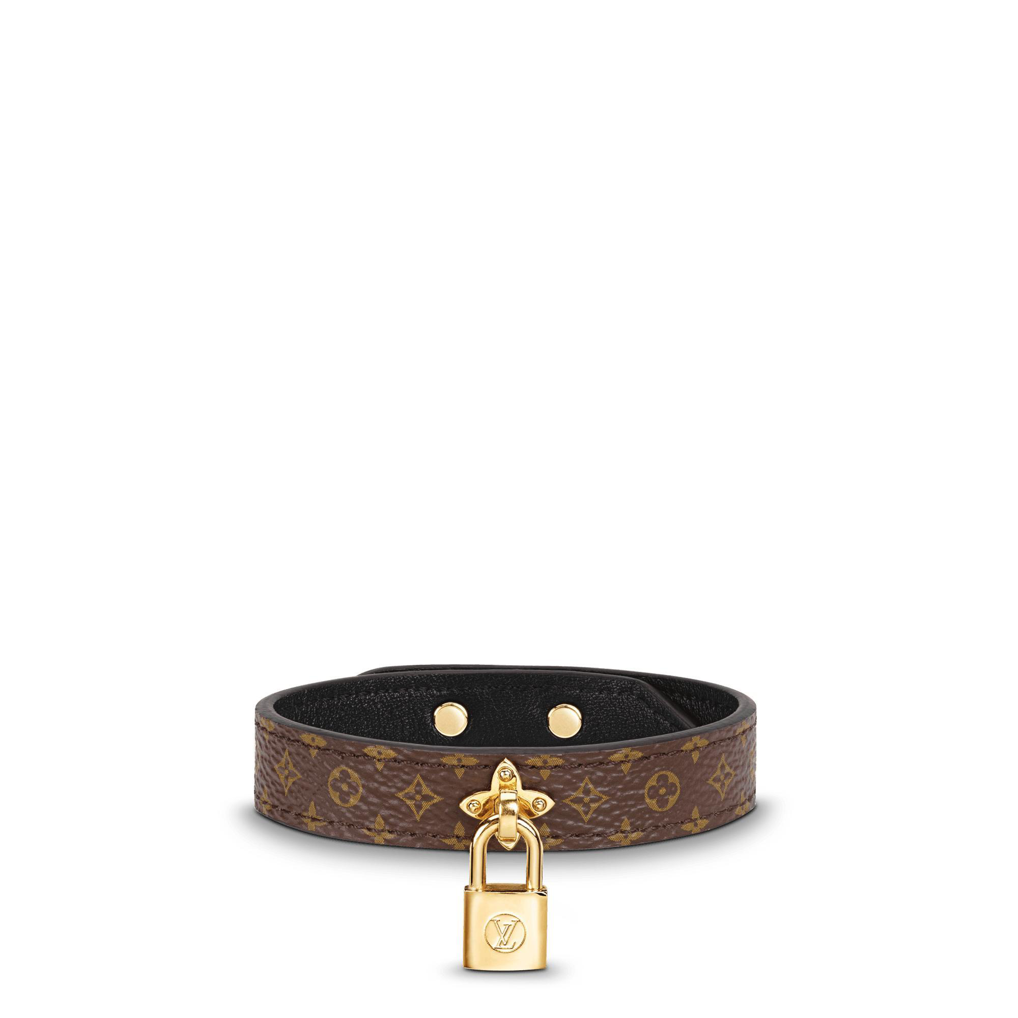 6fb642d0e2375 Louis Vuitton Lockingram Bracelet