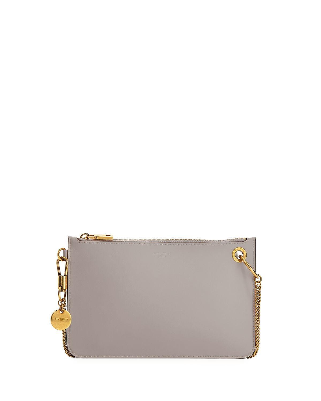 002b8a9f6 Givenchy Gv Smooth Shopper Crossbody Bag In Gray | ModeSens
