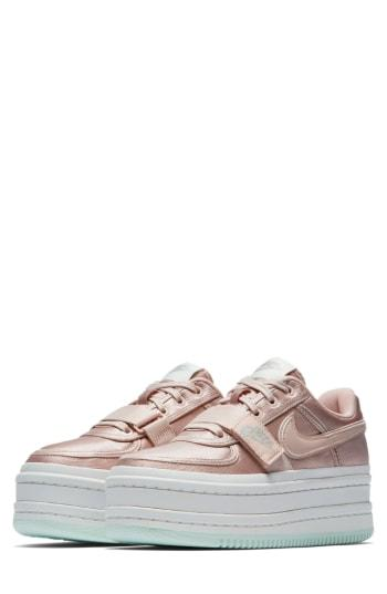 50cea2c111fa ... gives a style boost to a freshly updated remake of a classic 1985  sneaker done here in lustrous satin twill. Style Name  Nike Vandal 2K  Sneaker (Women).