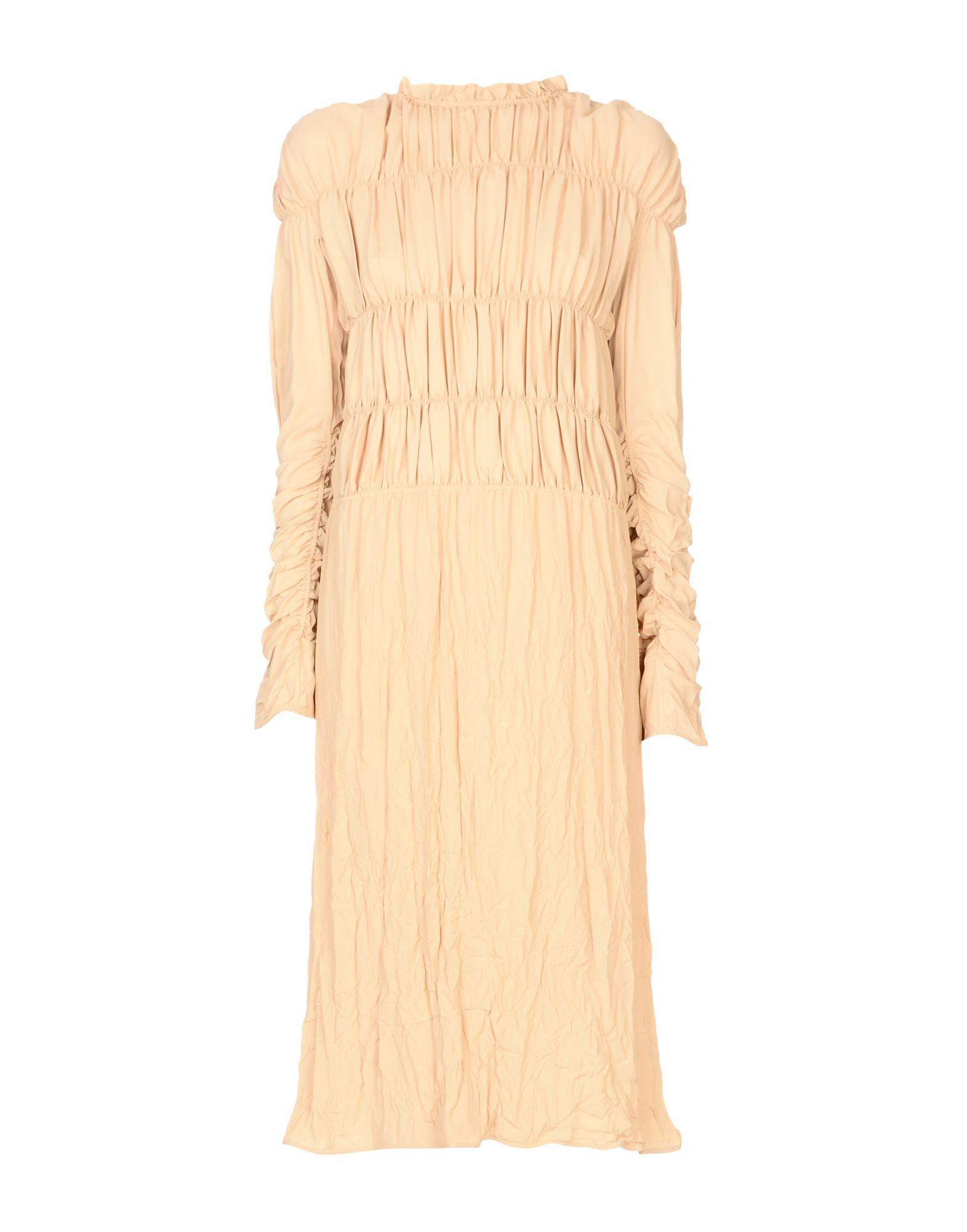 Marni Midi Dress In Sand